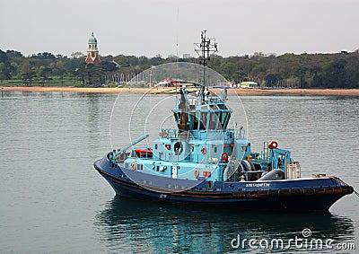 Southampton Tug boat