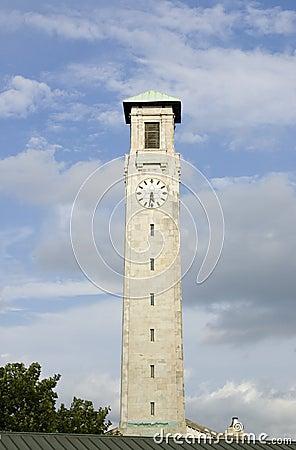 Southampton Zegarowy wierza, Hampshire