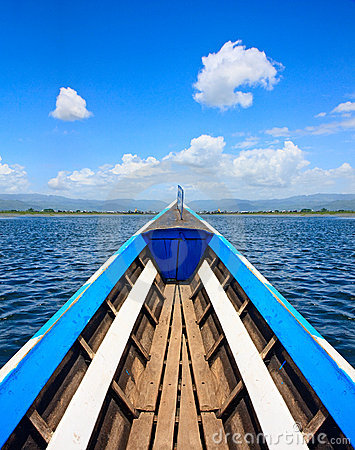 Southeast Asia Traditional Boat