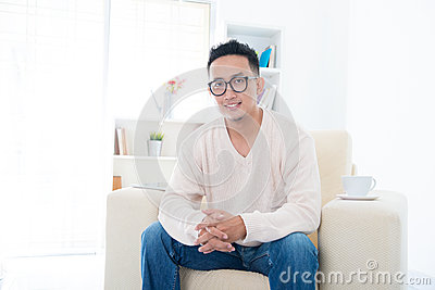 Southeast Asian male