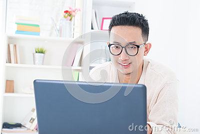 Southeast Asian male online