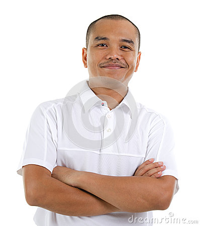 Southeast Asian man