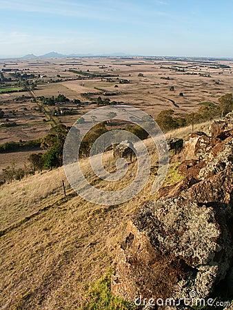 Southeast Australia Landscape