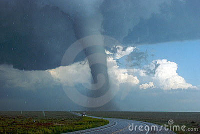 Southeast Colorado Tall Tornado
