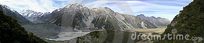 Southern Alps Panoramic