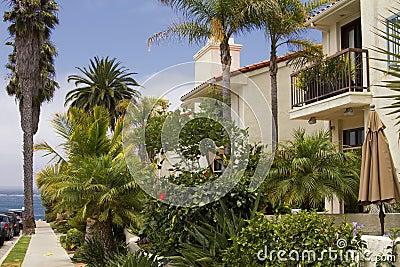 Southern California Ocean Beach Homes