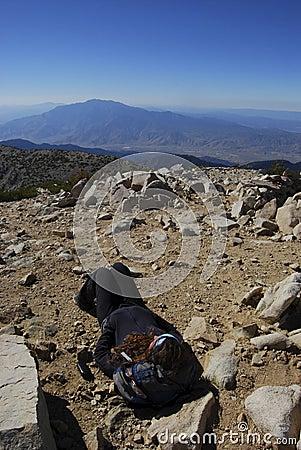 Free Southern California Mountain Adventure Royalty Free Stock Photo - 19557885