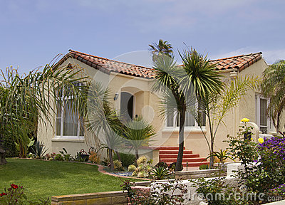 Southern California Ocean Beach House
