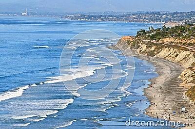 Southern Californian Beach
