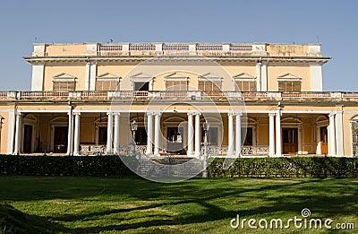 Southern facade,Chowmahalla Palace