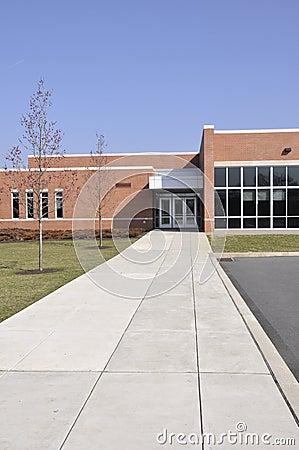 Southern Lehigh Intermediate school in Pennsylvani