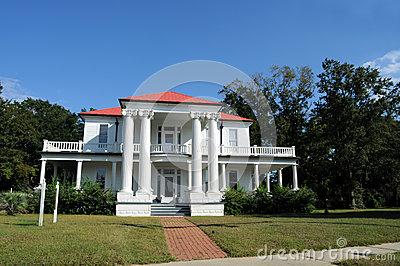 Southern Mansion