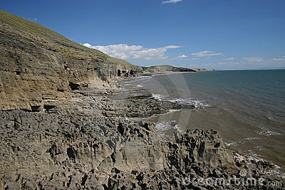 Southerndown from Ogmore