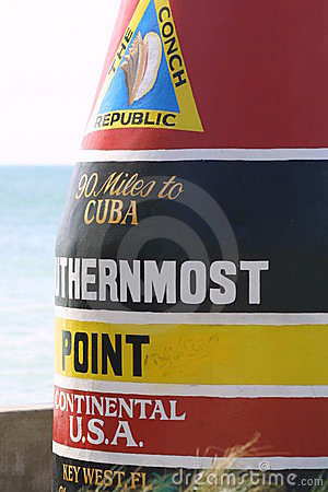 The southernmost point U.S.