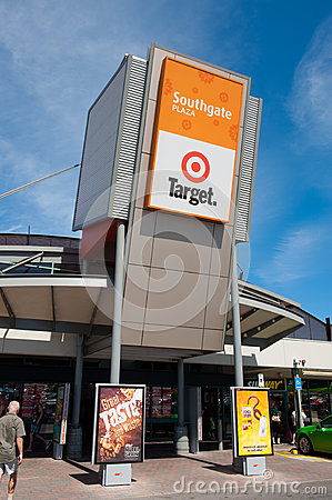 Southgate Plaza in Adelaide Editorial Stock Image