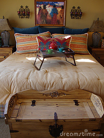 Southwestern Bed Room