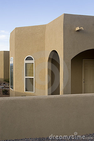 Southwestern home