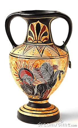 Souvenir Cypriot Hellenistic amphora