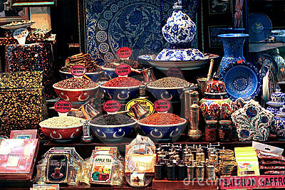 Souvenirs of Istanbul