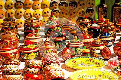 Souvenirs russes