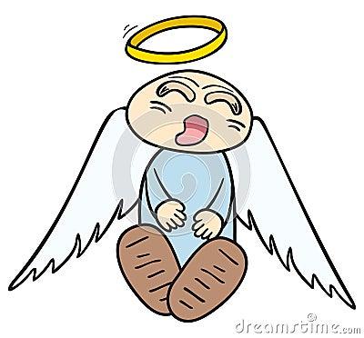 Sova för ängel