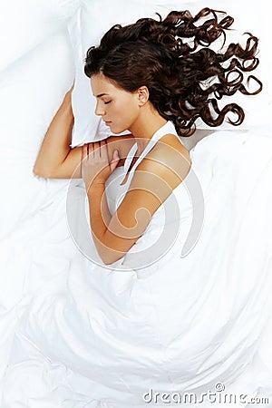 Sova för babe