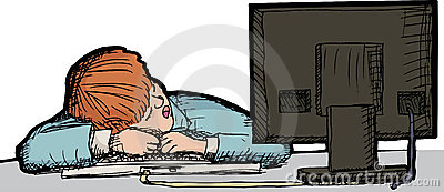 Sovande arbete