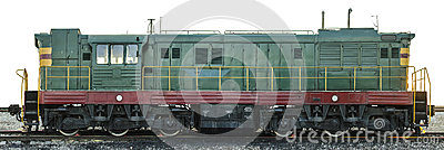 Freight diesel locomotive