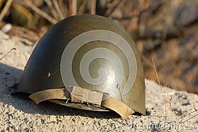 Soviet helmet