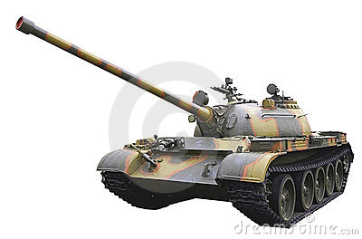 Soviet Light Tank Royalty Free Stock Photography - Image: 7775527