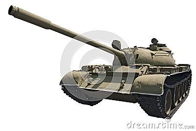 Soviet medium tank T-55
