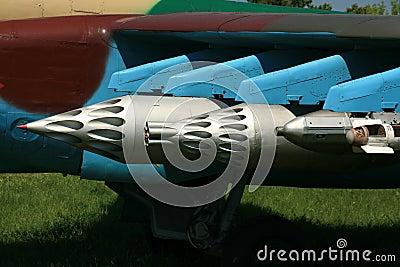 Soviet missle launcher
