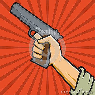 Soviet Pistol