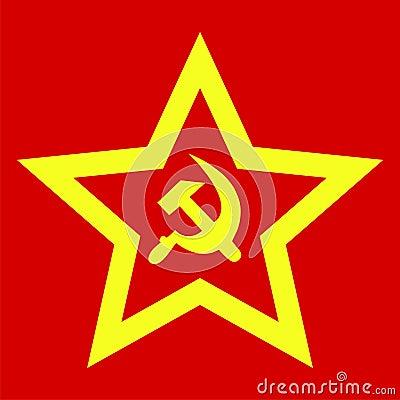 Free Soviet Signs Stock Image - 7769191