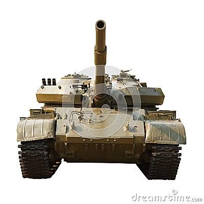 Free Soviet Tank Stock Photography - 15993182