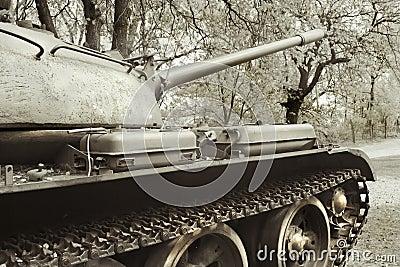 Soviet tank