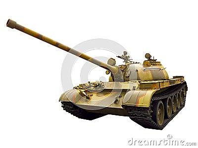 Soviet tank of World War II
