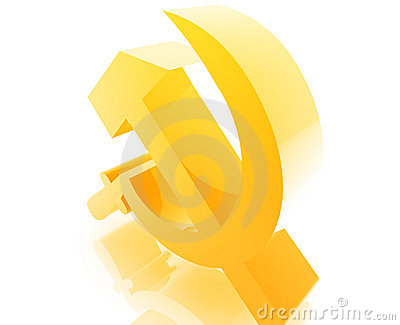 Soviet USSR symbol