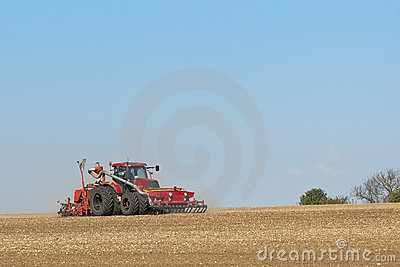 Sowing crops 2