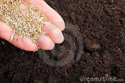 Sowing hand