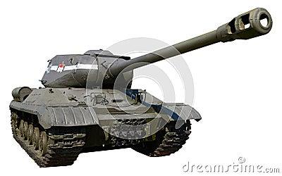 sowjetischer schwerer panzer is 2 zweiter weltkrieg stockfoto bild 44173317. Black Bedroom Furniture Sets. Home Design Ideas