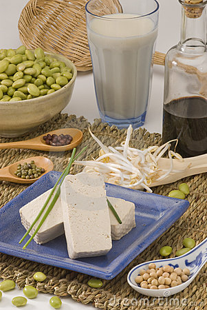 Free Soy Products Stock Photography - 13994232