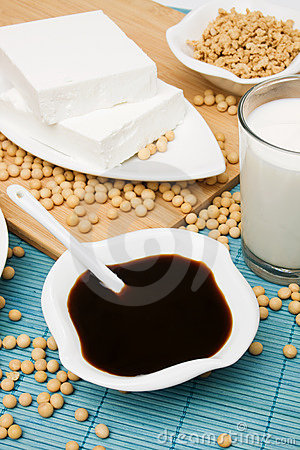 Free Soy Sauce Stock Photography - 19517792