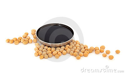 Soya Beans and Soy Sauce
