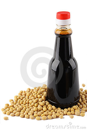 Soybean and soy sauce