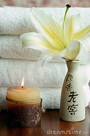 Free Spa Royalty Free Stock Images - 7449719