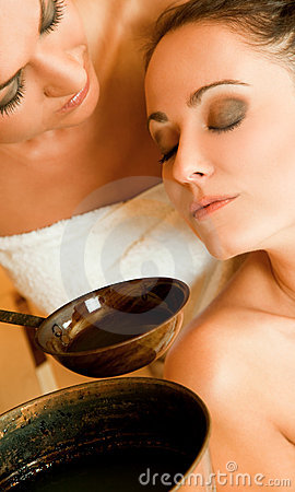 Spa aroma therapy