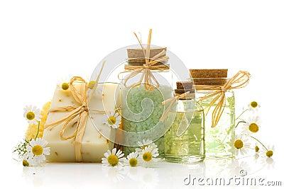 Spa and aroma