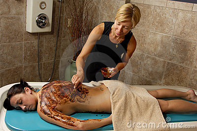 Spa Cocoa Body Scrub