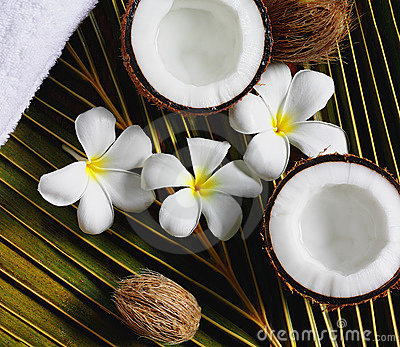 Spa coconut